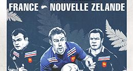 Test match France/NZ 2013
