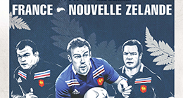 Test match France/NZ 2013