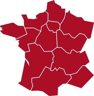 Régions de France Coachxv